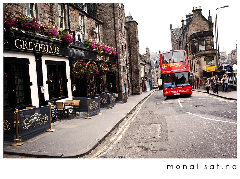 Edinburgh sentrum