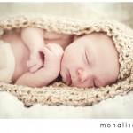 Babyfotografering: Tilde