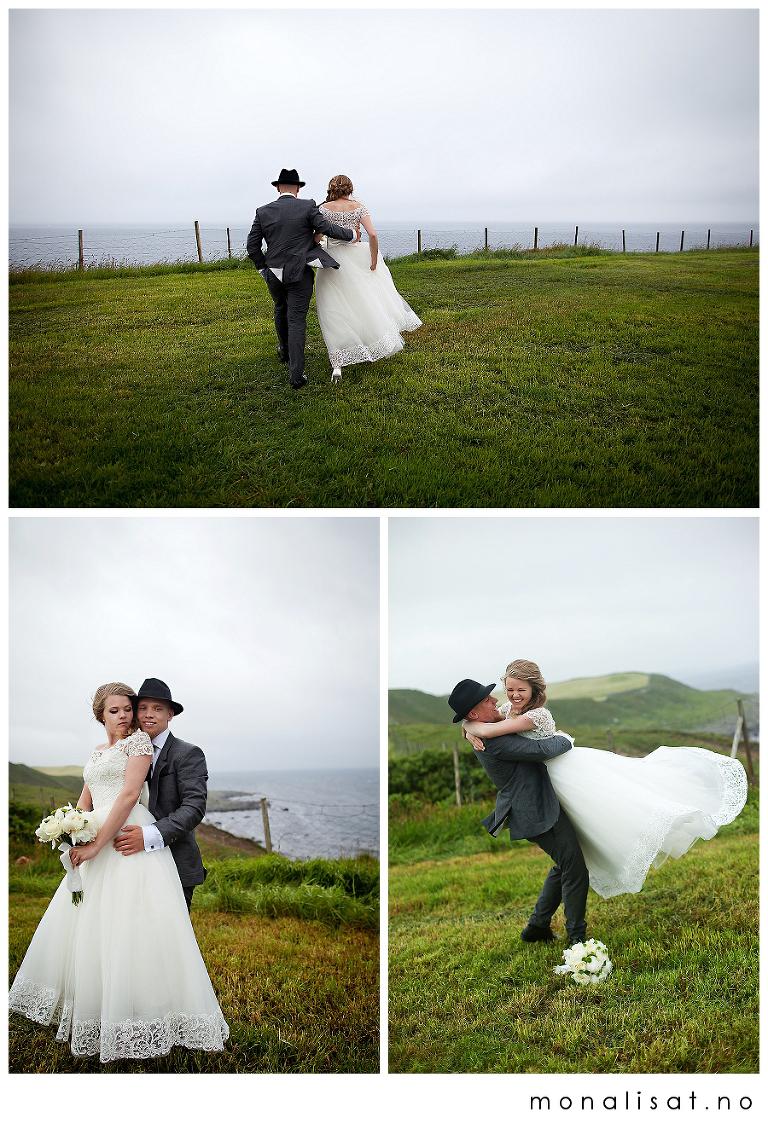 Bryllupsfotografering Stavanger, Obrestad fyr