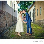 Cecilie & Thomas' vintage bryllup