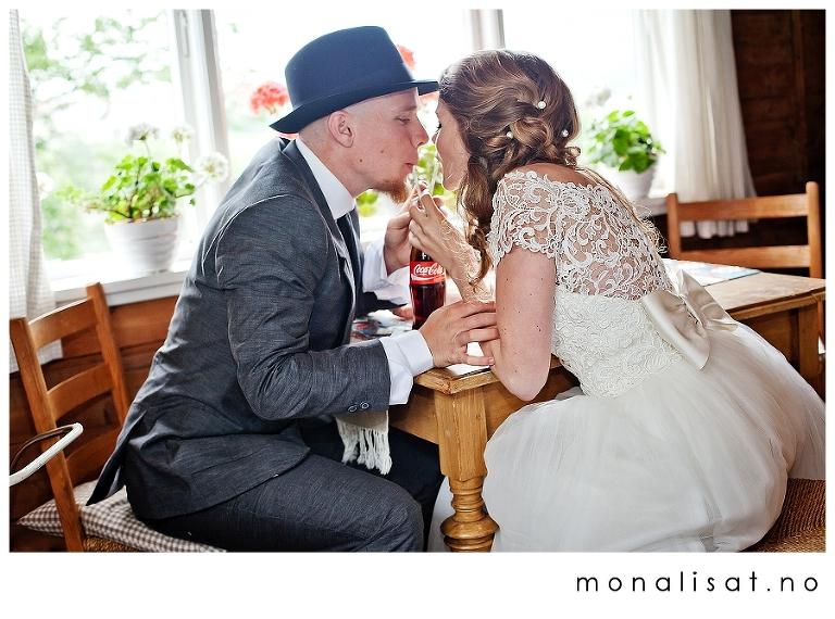 Inspirasjon bryllupsfotografering