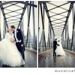 Bryllupsfotografering: Mari & Harald!