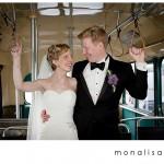 Bryllupsfotografering: Kjersti og Pål Kristian
