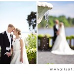 Bryllupsfotografering: Camilla & Henrik!