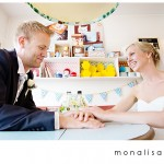Bryllupsfotografering: Marianne & Øyvind!