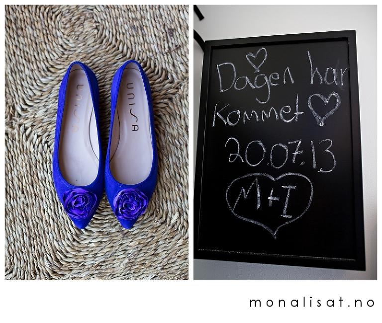Bryllupsfotografering i Oslo