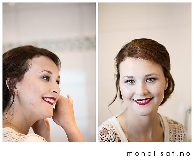 Bryllupsfotograf Mona-Lisa T. Bryllupsfotografering på Kråkstad