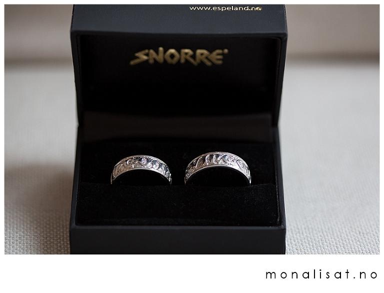 Bryllupsfotograf Mona-Lisa T. Snorre gifteringer