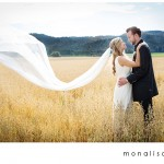 Bryllupsfotografering: Mari & Pål Magnus