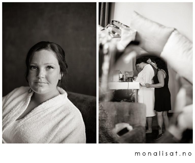 Bryllupsfotografering Hotel Royal Christiania