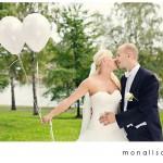 Bryllupsfotografering: Linda & Per Kristian!