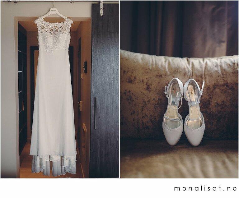 Bryllup på Soria Moria hotell, Askeladdens hus i Oslo
