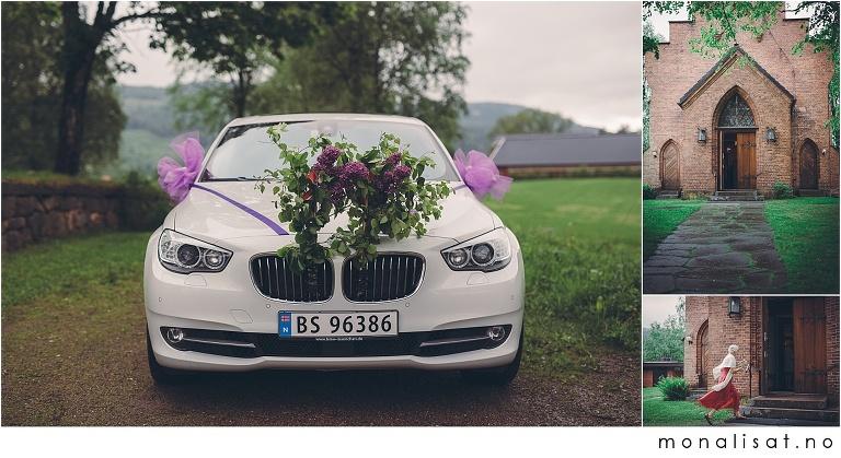 Bryllup i Sørkedalen kirke + Bogstad gård