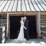 Bryllupsfotografering: Benedikte + Trond
