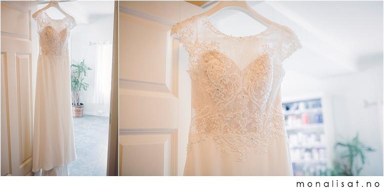 Bryllupsfotografering i Hønefoss og på Klækken hotell