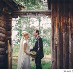 Bryllupsfotografering i Hønefoss: Stine & Jan Christian